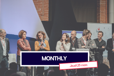 Monthly du mois d'avril