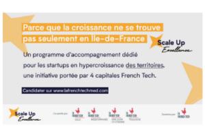 Lancement du programme Scale up Excellence